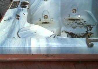 Hot Tub Removal in Dallas