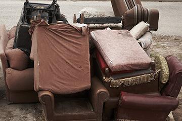Furniture Haul Off Service in Dallas